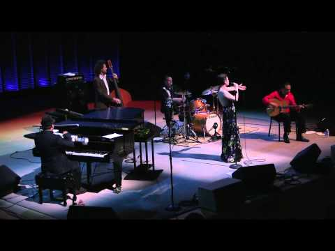 PARIS COMBO  - Paris Combo Live In IRVINE CA. - SOKA PAC (USA)