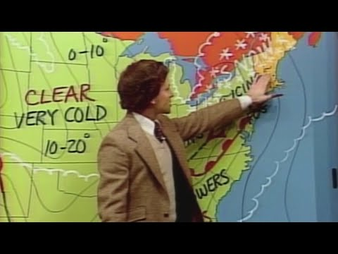 Blizzard of '78: Barry Burbank's Memories of the Historic Storm