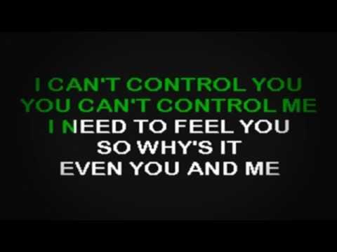 SC2345 03   Puddle Of Mudd   Control [karaoke]
