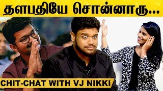 Chit-Chat with Vj Nikki