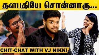 Chit-Chat with Vj Nikki