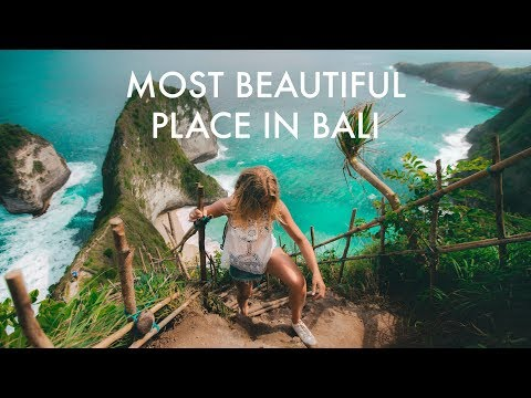 NUSA PENIDA (4K) - MOST BEAUTIFUL PLACE IN BALI