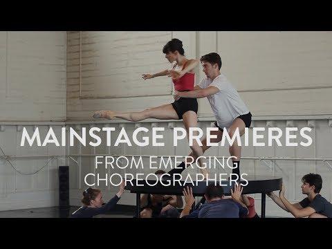 Smuin's Emerging Choreographers