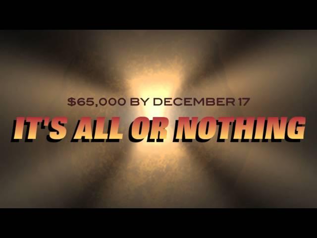 Don Conoscenti Kickstarter Day 13 - The Movie
