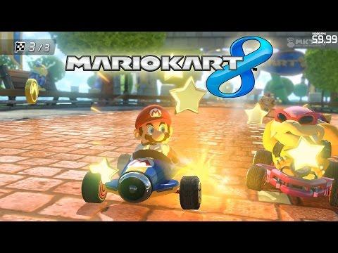 Cemu Emulator 1.6.4b | Mario Kart 8 (Grand Prix: 150cc Mushroom Cup) | Nintendo Wii U