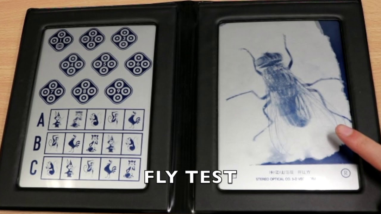 titmus test