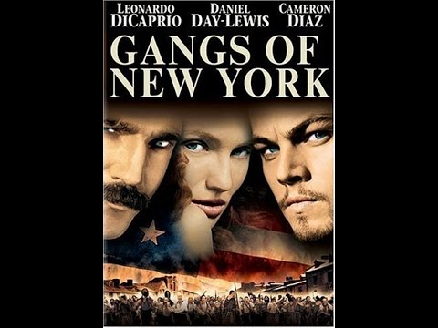 a movie analysis of gangs of new york directed by martin scorsese Gangs of new york, directed by martin scorsese, depicts how waves of irish immigrants that came to the united states were treated upon arrival.