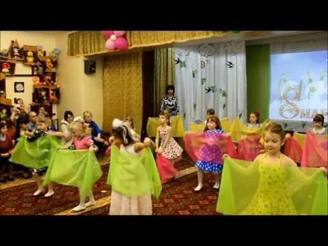 """Танец """"Мамины глаза"""" муз.руководитель Смирнова Е.Ю."""