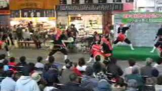 健軍 地域農村交流会 エイサー