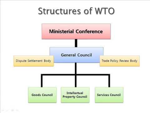 World Trade Organization WTO wmv