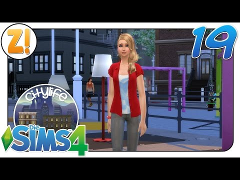 Sims 4 [Citylife Challenge]: Jordan die Heimwerkerin #19   Let's Play [DEUTSCH]