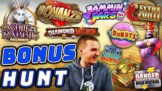 Bonus Hunt Results 31/12/18 - 15 slot Features!