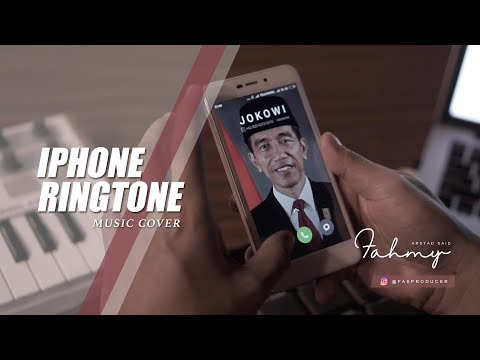 iPhone Ringtone Remix by Fahmy Arsyad Said