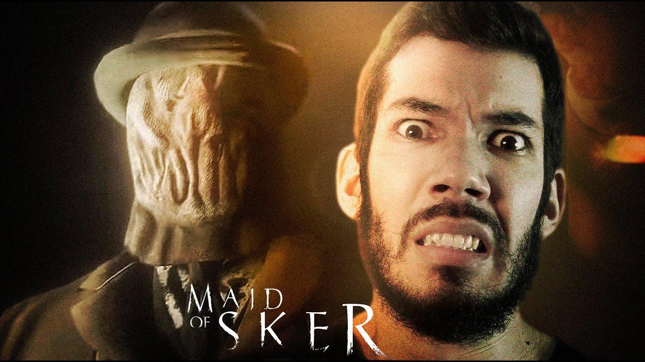 MAID OF SKER - Parte 3 : MISTER X É VOCÊ? | O MELHOR EPISÓDIO ATÉ AGORA!