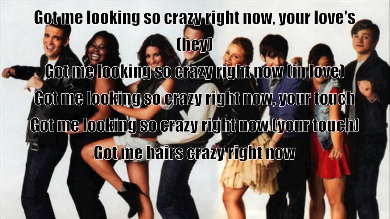 Crazy Glee Lyrics