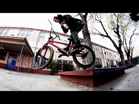 BMX - BRANDON BEGIN OSS VIDEO