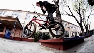 BMX - Brandon Begin OSS video. The kid is just getting started... S...