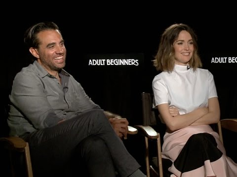 Bobby Cannavale, Rose Byrne and Nick Kroll