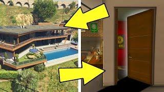 GTA 5 LE PORTE CHIUSE NELLA CASA DI Franklyn! thumbnail