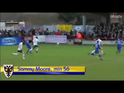 Nine years ago: Dons 5-0 Southport