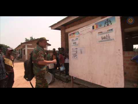 """Een """"nobele zaak"""" in Congo"""