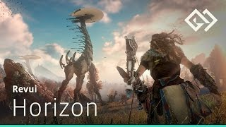 horizon zero dawn a review of the ui and 2d graphics