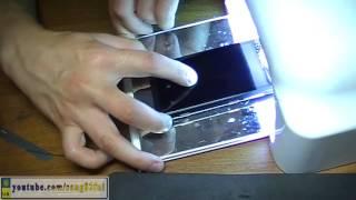 Nokia Lumia 800 разборка, замена защитного стекла (Часть 2)(Nokia Lumia 800 разборка корпуса, замена защитного стекла. Разделения дисплейного модуля с помощю сепаратора...., 2014-07-12T17:54:37.000Z)