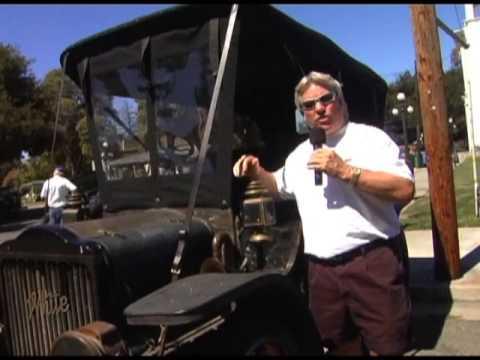 Car Guy Channel -- Antique Auto Show at History Park, San Jose, CA