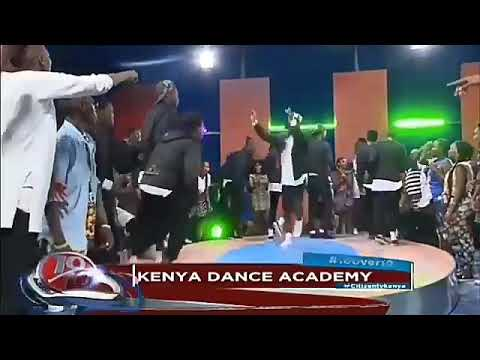 Major Lazer- Particular - choreography Live on Citizen TV, 10 over 10 show by the Kenya Dance Acad