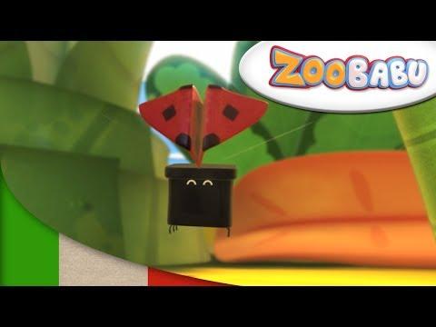 Zoobabu | Coccinella E Altro | Cartoni Animati