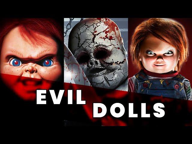 Evil Dolls   Horror Movie Talk - Grawlix Nights