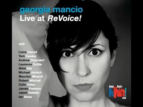 Georgia Mancio Live at ReVoice! new album promo