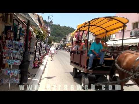 Katakolon, Greece In HD On Our Honeymoon