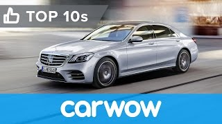 2018 Mercedes S-Class revealed – so what exactly is new? | Top 10s