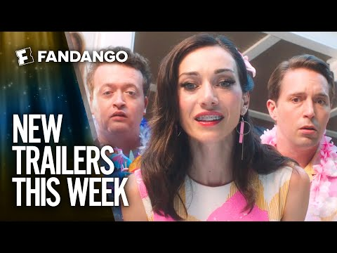 Playlist New Trailers This Week
