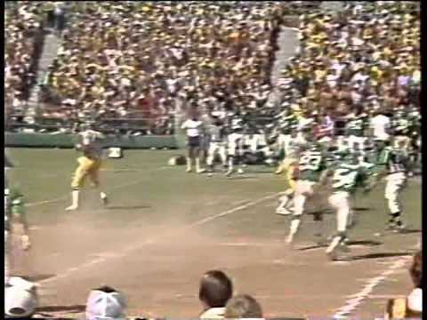 Jets vs. Chargers 1983