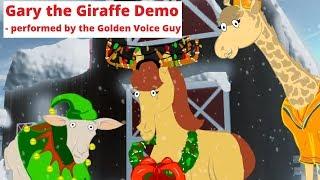 Golden Voice Guy