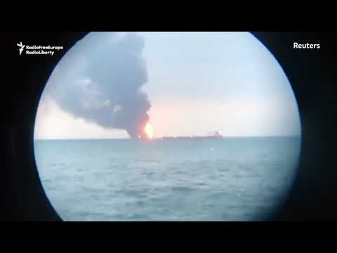 Fatal Fire Onboard Tanzanian Ships In Kerch Strait