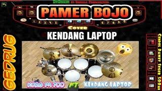 Pamer Bojo Gedrug   Cover Kendang Laptop ft Korg PA 700 #kendanglaptop #DvDrum2 #gedrug