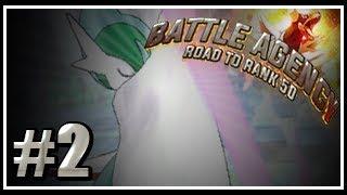 Battle Agency: Road To Rank 50! - Episode #002: Hax N' Win!
