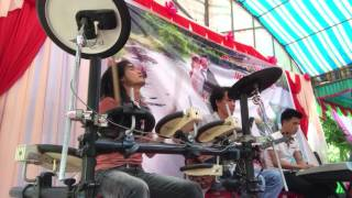 "Những Lk rumba bolero ""03 ""drum thientai sieu ba dao Việt Nam!"