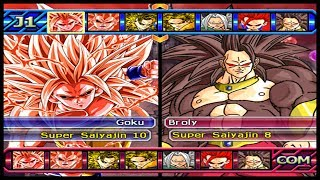 SUPER SAYAJIN 10 !! Como Assim ?? Novo Dragon Ball Z Budokai Tenkaichi AF