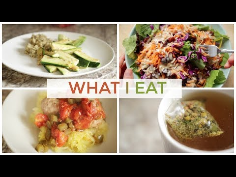 WHAT I EAT IN A DAY | Healthy Meal & Snack Ideas | Gluten/Dairy-Free