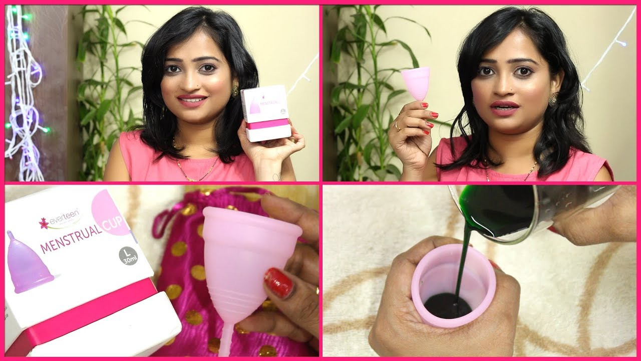 How to Use Menstrual Cup? How to insert & Remove it? Sharing my Own Experience about Menstrual C