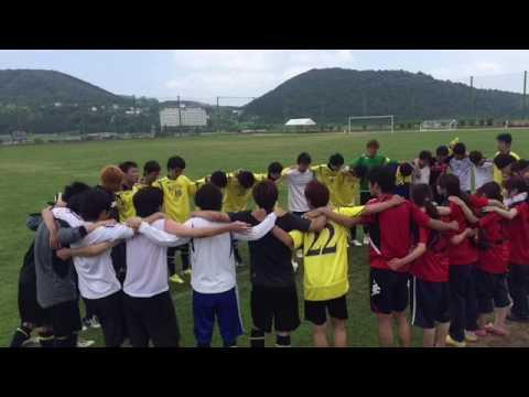 【近畿大学】薬学部自治会-サッカー部2017