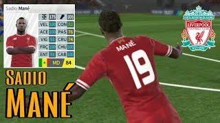 Sadio Mané • Skills & Goals • Dream League Soccer 2017