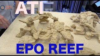 Fisch Reptil: Bei ATI ging es um das EPO Reef und Essentials Pro