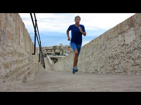 The old town of Antibes - in 60 secs