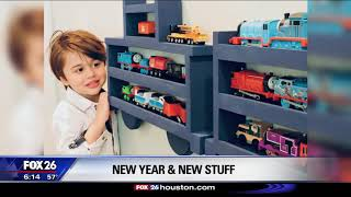 FOX 26 Houston: New Year, New Gadgets
