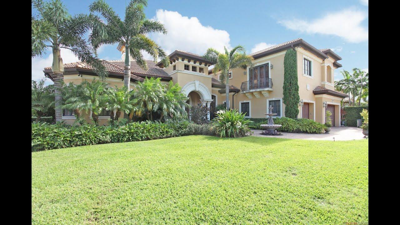 2368 Bay Circle Palm Beach Gardens Florida 33410 - YouTube